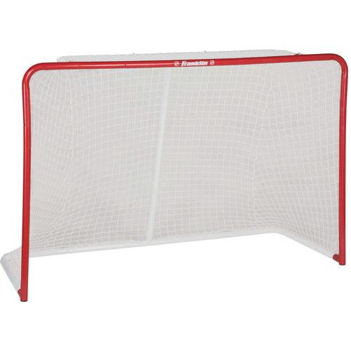 "Franklin Sports Official Size 72"" Steel Hockey Goal"