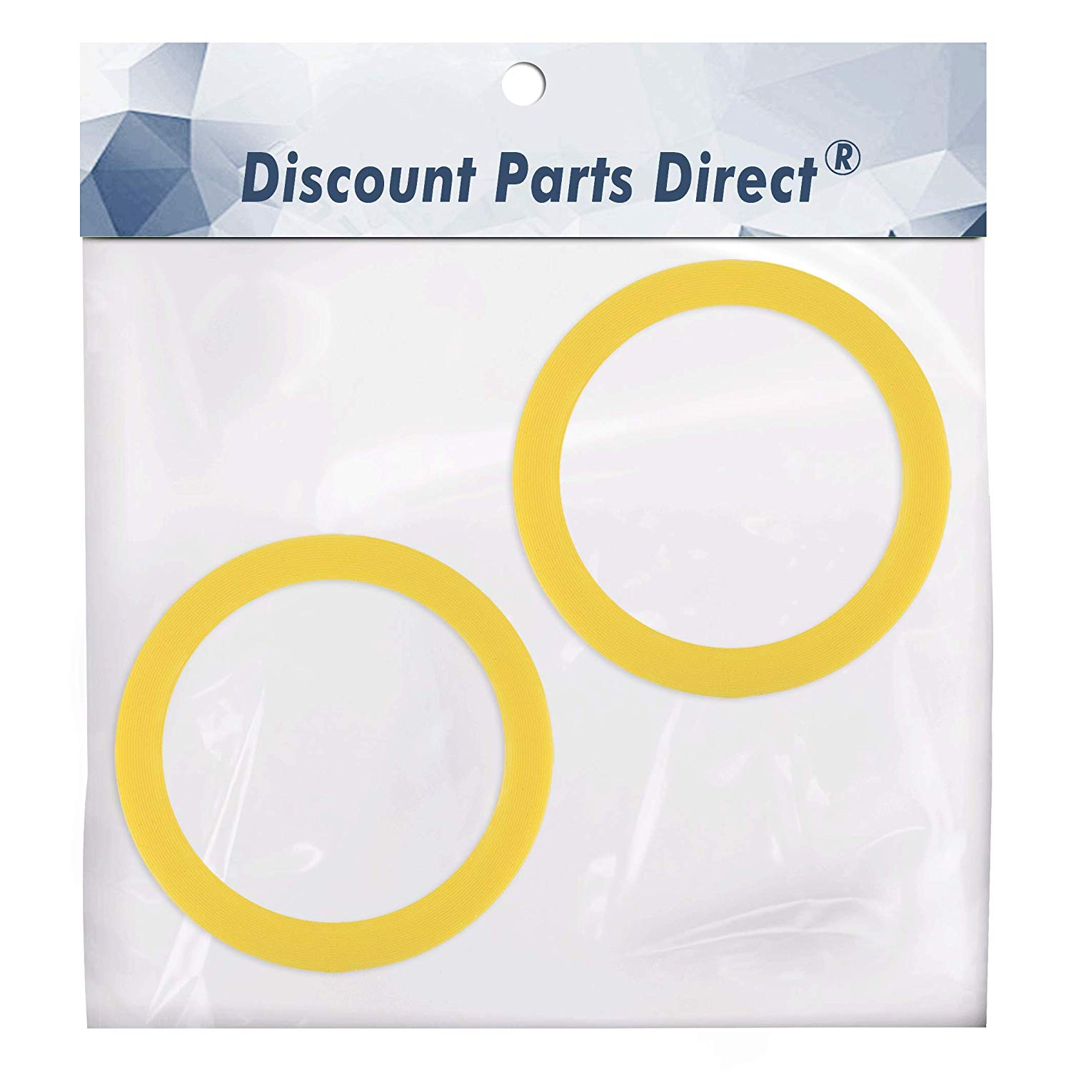 GP1059291 Tank Canister Gasket Kit 2475620 Replaces K-GP1059291 2 Pack Canister Flush Valve Seal Replacements For Kohler Toilets