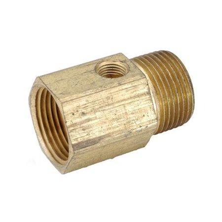 Evaporator Pipe - Anderson Metals 57492-0808 Evaporator Cooler Adapter, 1/2 x 1/2-In.