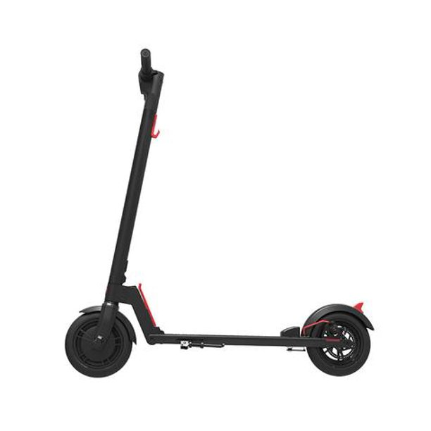 "GOTRAX GXL Commuting Electric Scooter - 8.5"" Air Filled Tires - 15.5MPH & up to 12mile range ?"