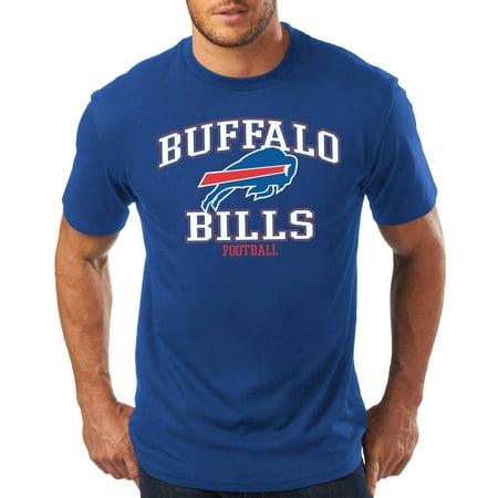 NFL Buffalo Bills Greatness Men's Short Sleeve