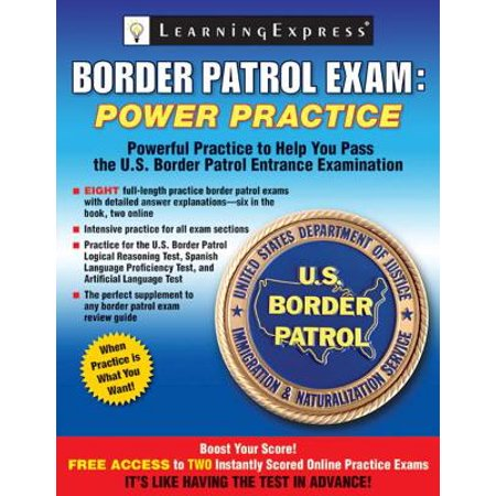 Border Patrol Exam - eBook