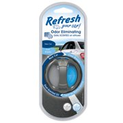 Refresh Your Car Dual Oil Diffuser, New Car/Cool Breeze