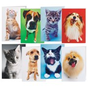 WalterDrake   Dog and Cat Blank Note Card Value Pack of 24
