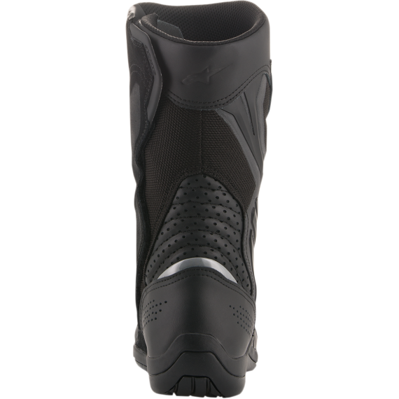 Alpinestars Mens Air Plus v2 Gore-Tex XCR Motorcycle Riding Boot 46 Black//Black