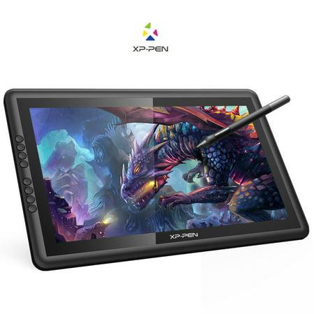 xp pen artist16 15 6 inch fhd ips drawing monitor pen display