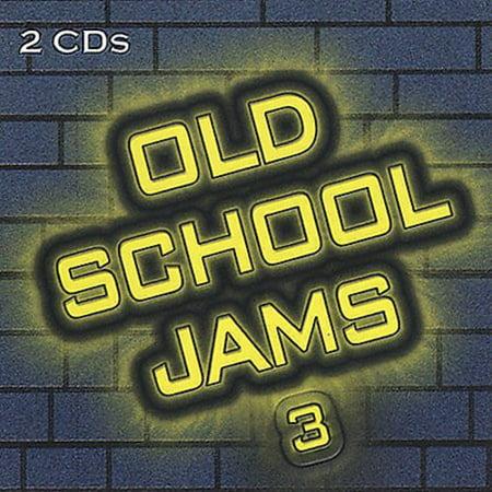 Old School Jams 3 (CD)