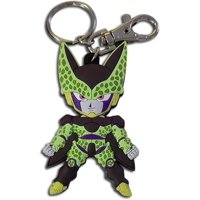 Great Eastern Entertainment GE-85373 Dragon Ball Z: SD Perfect Cell PVC Keychain, Official Product By Great Eastern By Visit the Great Eastern Entertainment Store