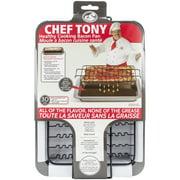 """Chef Tony Healthy Bacon Pan-14.5""""X10""""X15"""""""