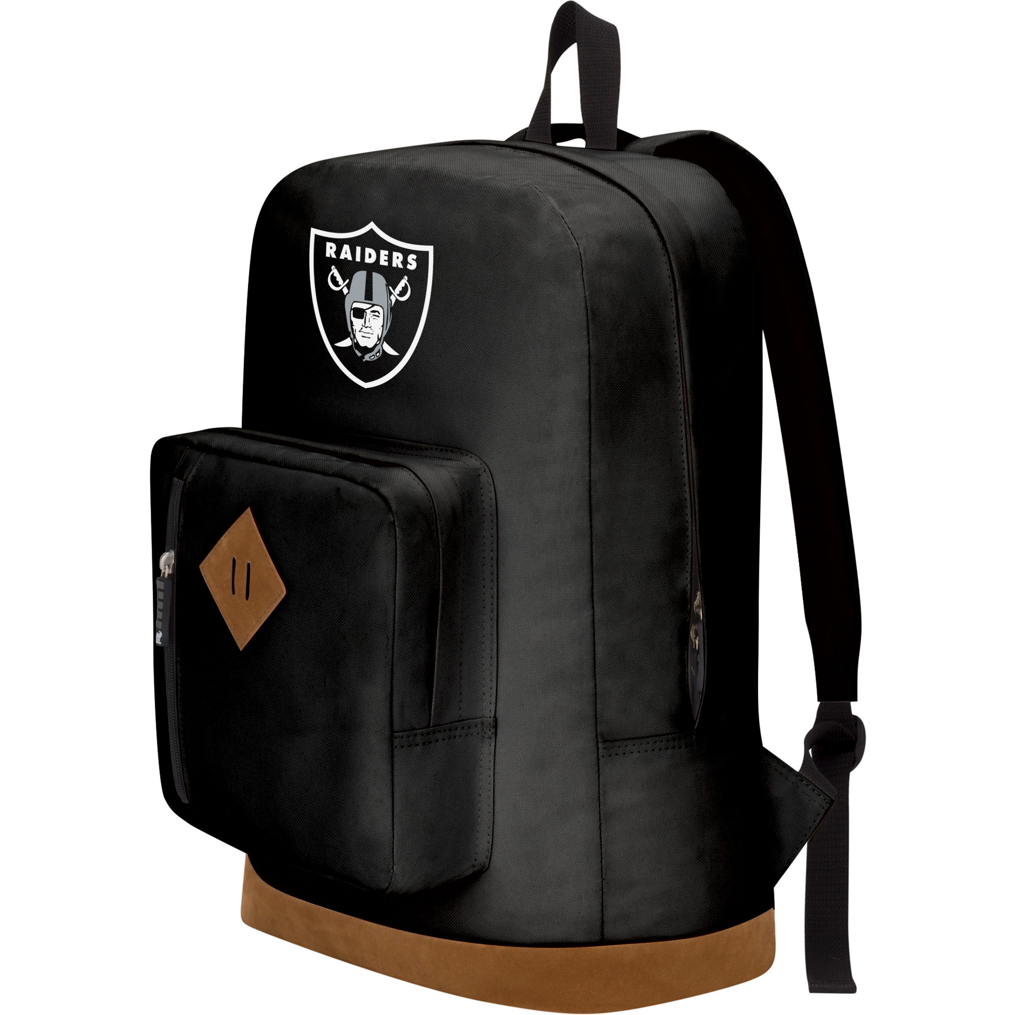 The Northwest Company Oakland Raiders Playbook Backpack - No Size