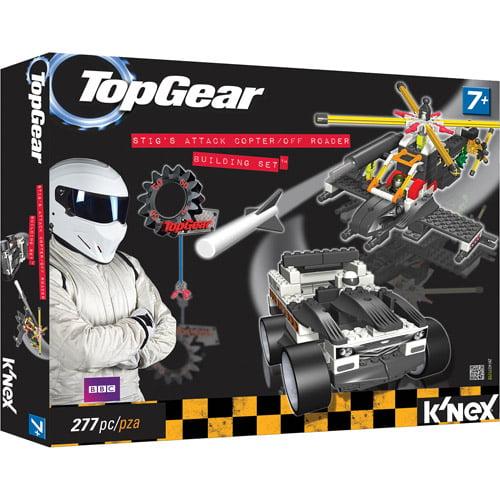 K'nex Top Gear Building Set: Attack Copt