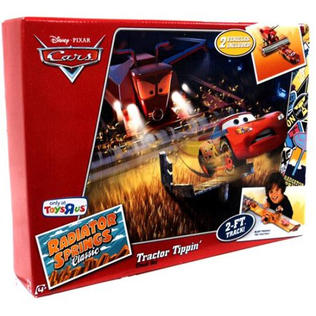 Disney Cars Radiator Springs Classic Tractor Tippin