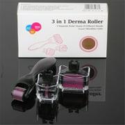 Best Derma Roller Kits - Peralng Derma Roller Make Up 3 in 1 Review
