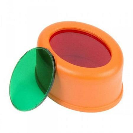 Nortel 1200 Series (Nightstick 1200 Filter Red/Green Slip-on Filter Set, 1200 and 1400 Series )