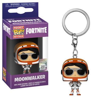 Moonwalker (Fortnite) Funko Pop! Keychain