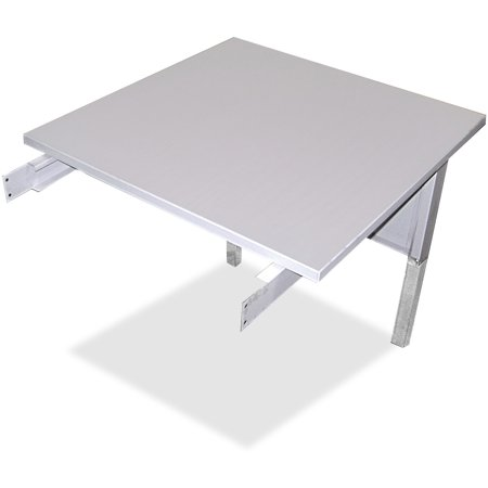 Kwik-File, MLNTB30PG, Mailflow-To-Go Mailroom Corner Table, 1 Each