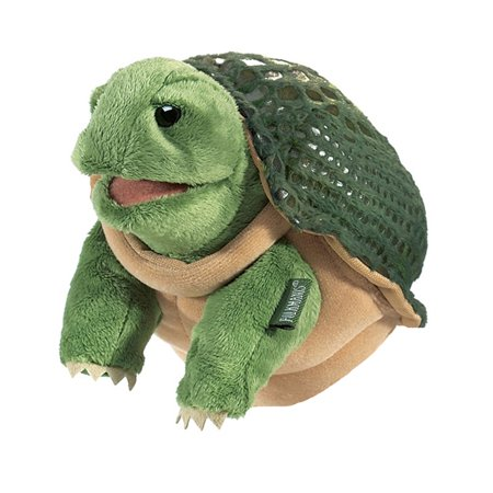 TURTLE LITTLE PUPPET - Man Eating Plant Puppet