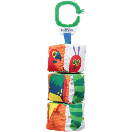 World of Eric Carle, Twist and Click Animal Blocks