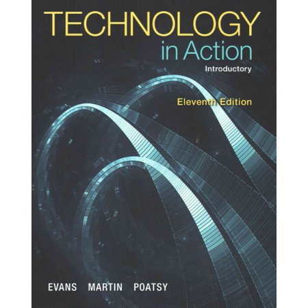 Technology In Action  Introductory   Myitlab With Pearson Etext Access Card Package