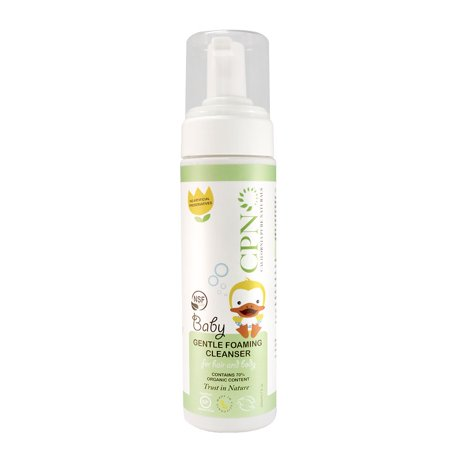California Pure Naturals Baby Gentle Foaming Cleanser, 6.7 - Pure Foaming