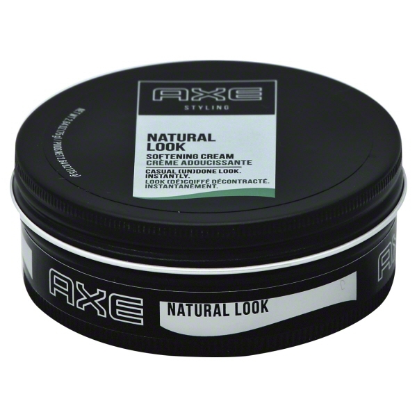 AXE Natural Look Softening Hair Cream 2.64 oz