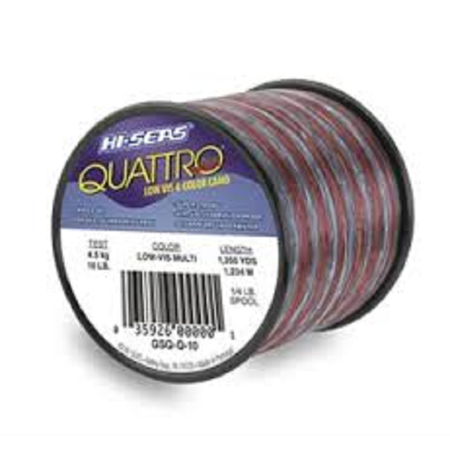 American fishing wire quattro line 40 pound spool for Fish wire walmart