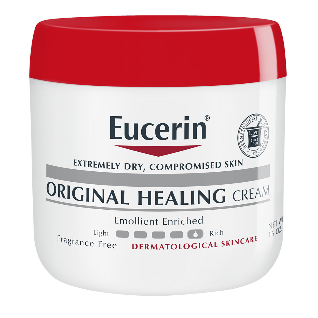 Eucerin Original Healing Rich Creme 16 oz.