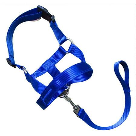 Loalirando New Dog Pet Head Collar Halter Leash Leader No Pull Training Straps S M L XL 2XL