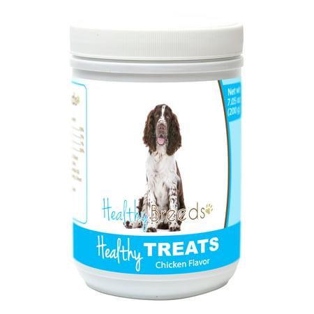 Healthy Breeds English Springer Spaniel Healthy Soft Chewy Dog Treats Dog Breeds Springer Spaniel