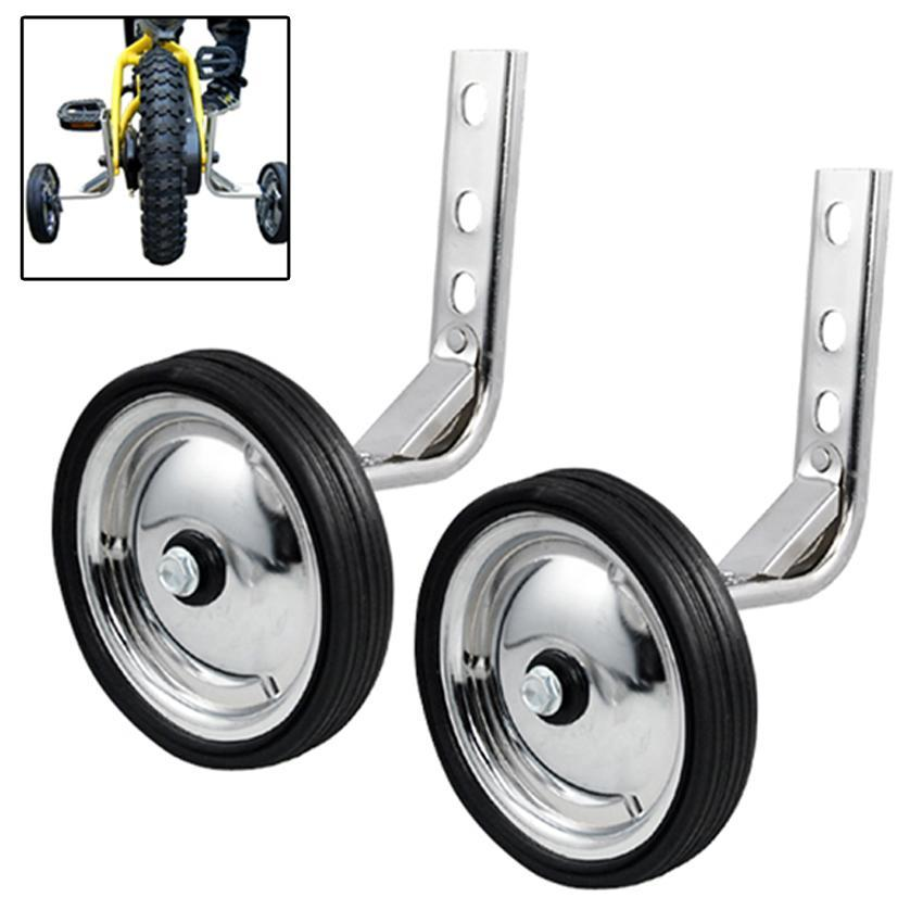 "Fit 12"" to 20""  Kids  Bicycle Bike Training Wheels Children  Wheels Stabilizer Adjustable BEDTS"