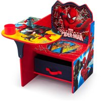 Marvel Spider-Man Chair Desk with Storage Bin by Delta Children