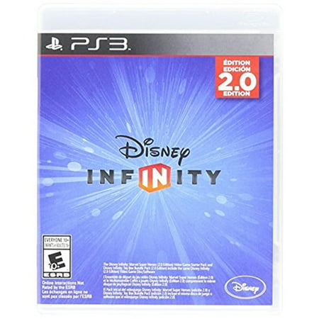 Disney Infinity 2.0 Edition - Disc Only (PS3) (Disney Infinity Ps3)