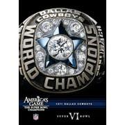 Nfl America'S Game: 1971 Cowboys (Super Bowl VI) ( (DVD)) by