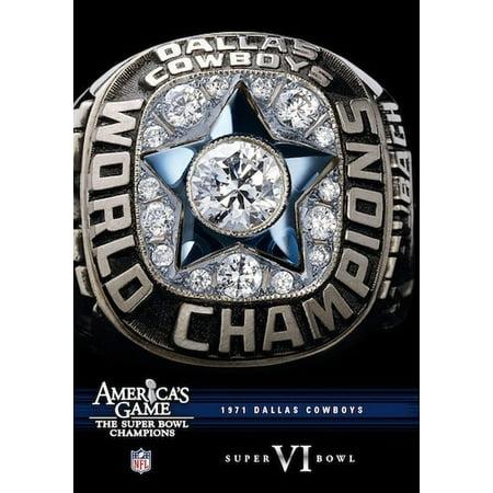 Dallas Clark Super Bowl (NFL America's Game: Dallas Cowboys Super Bowl VI)