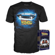 Funko VHS Boxed Tee: Back to the Future - L - Walmart exclusive