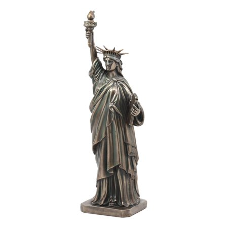Ebros Statue Of Liberty National Monument 12