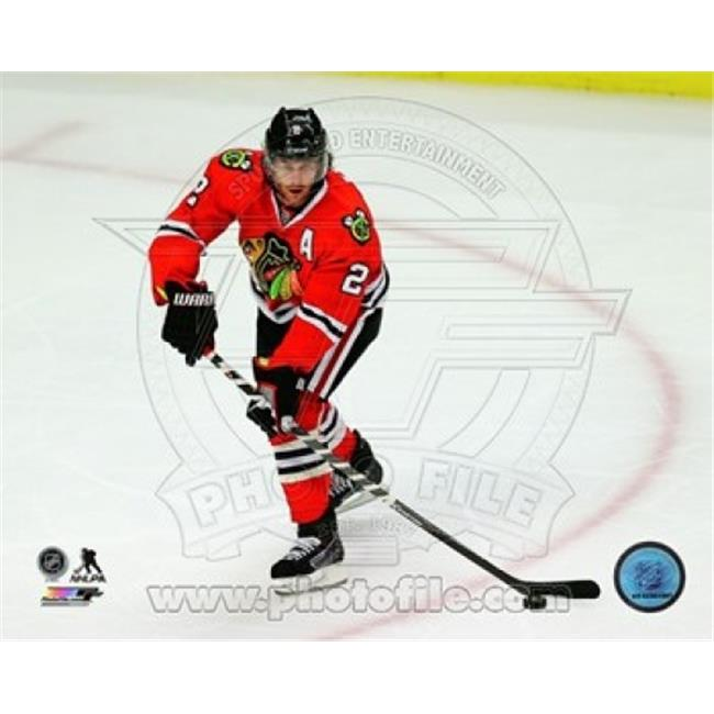 Photofile PFSAAQH05501 Duncan Keith 2013-14 Action Sports Photo - 10 x 8
