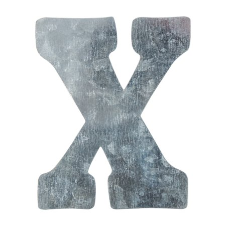 On the Surface Tin Letter X, 1