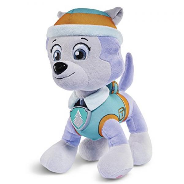 Paw Patrol, Real Talking Everest Plush by