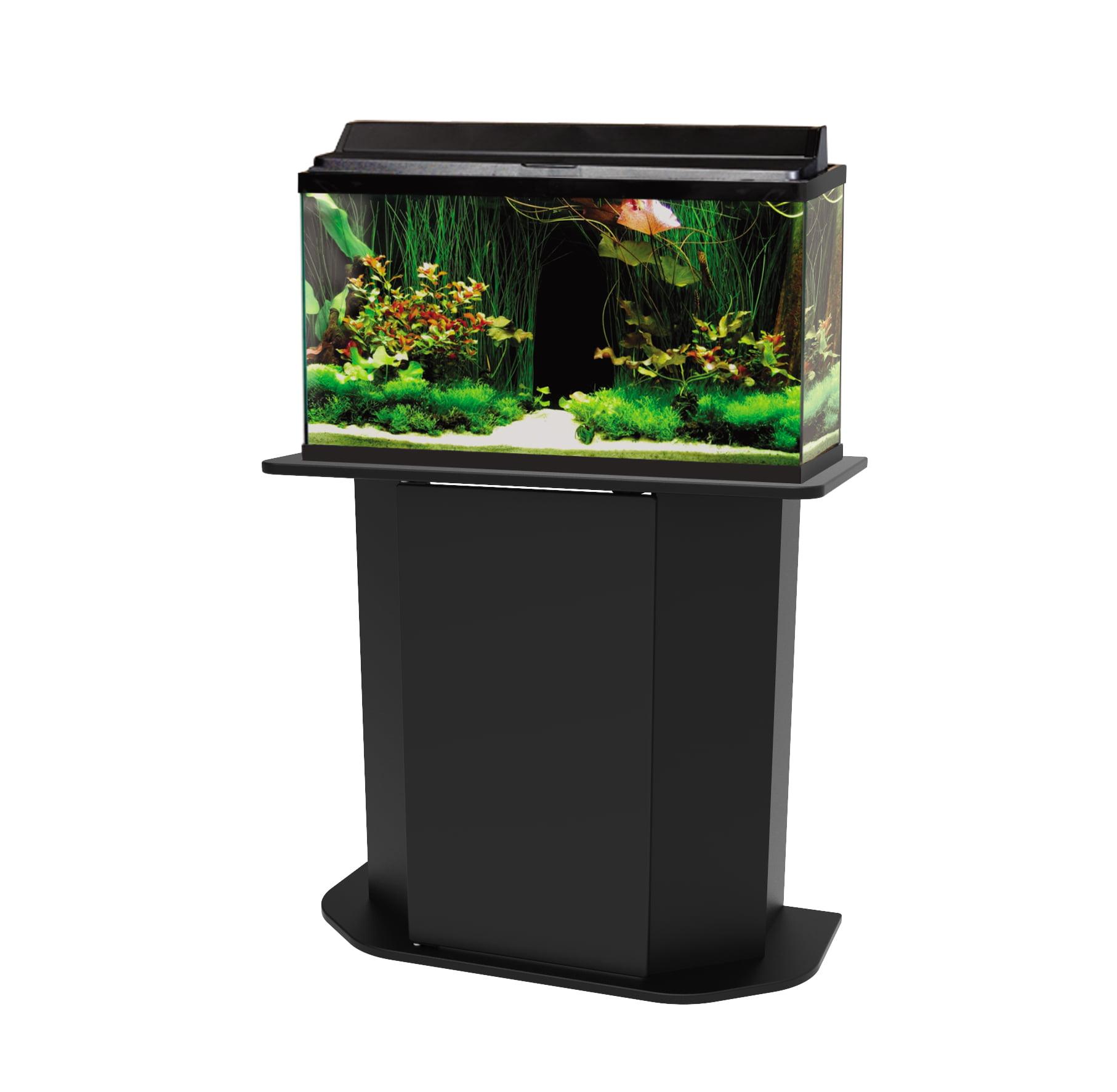 Aqua Culture Deluxe 20 29 Gallon Aquarium Stand Walmart Com Walmart Com