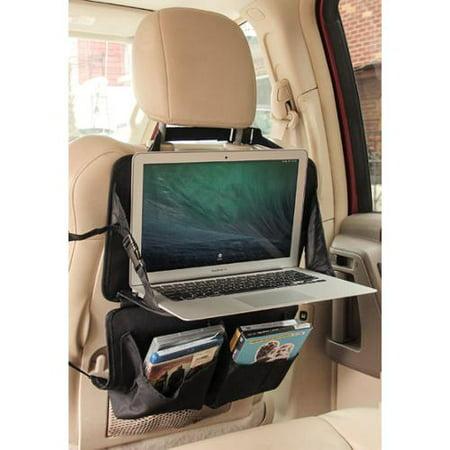 Innova Imports Back Seat Car Back Organizer with Laptop Desk