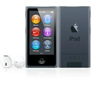 Apple iPod Nano 7th Generation 16GB Slate , Like New in Original Retail Packaging!
