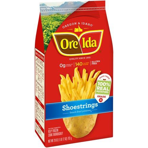 Ore-Ida® Shoestrings 28 oz. Bag