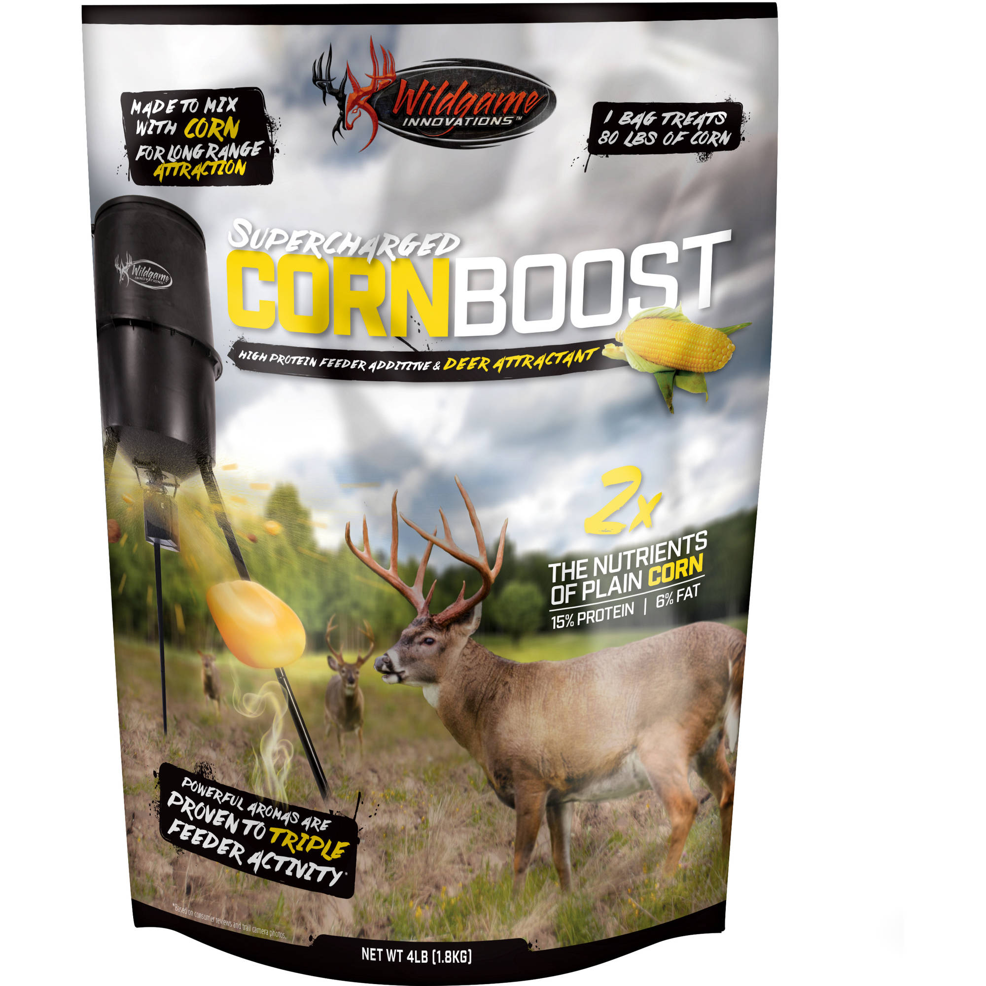 Wildgame Innovations Corn Boost