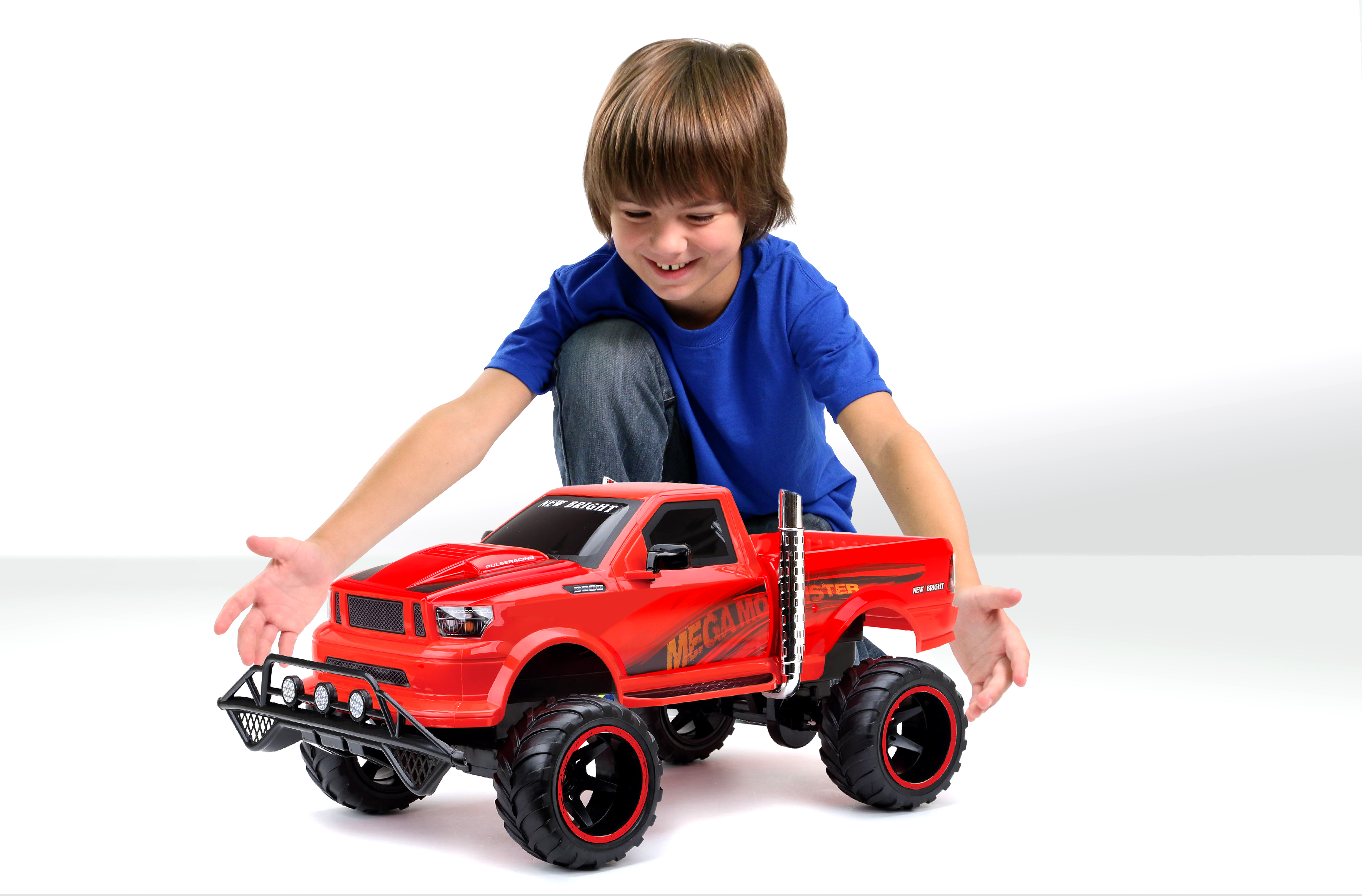 New Bright 1:6 Scale Radio Control Mega Monster Truck by New Bright
