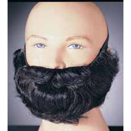 Character Beard and Mustache Assorted Colors R2047 - Black](Zorro Mustache)