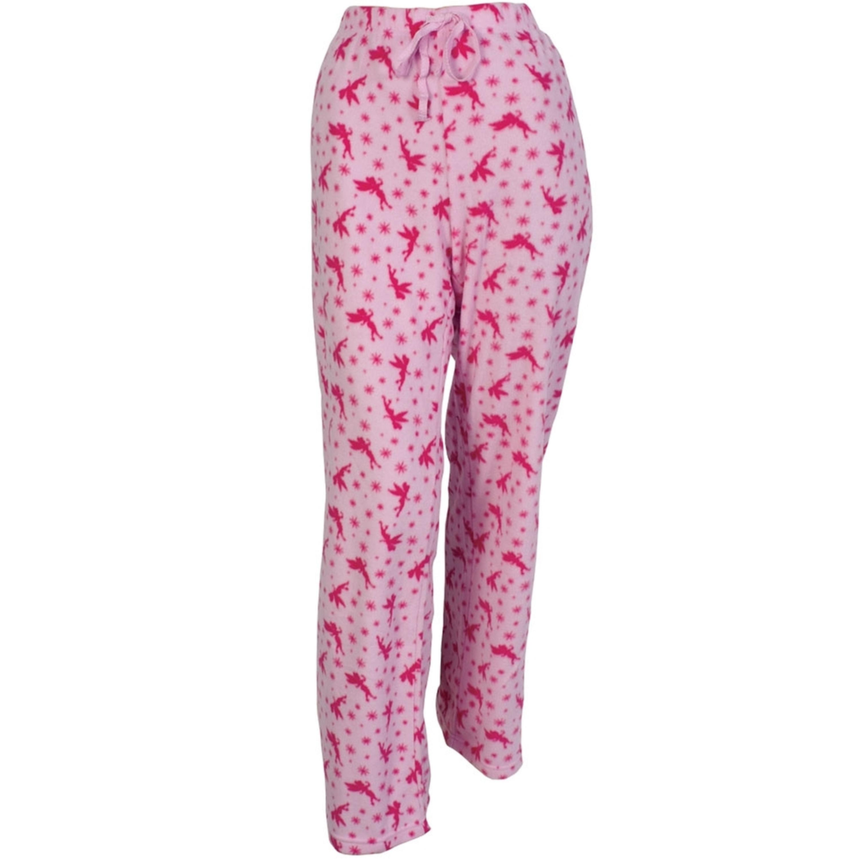 Tinkerbell - Stars & Silohuette Juniors Sleep Pants