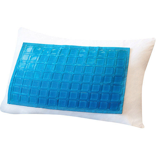 Sertapedic Cool Slumber Gel Pillow Sertapedic Cool Slumber Gel Pillows, Set of 2   Walmart.com