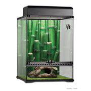 Exo Terra Large 34-Gallon Bamboo Forest Reptile Habitat Exo Terra Reptile Water