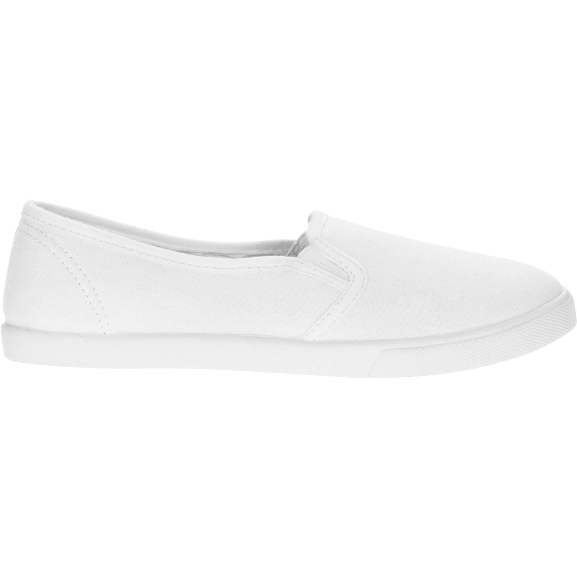 Women's Slip On Canvas Shoe - Walmart